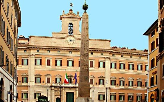 Palazzo montecitorio roma picture of palazzo for Camera dei deputati roma