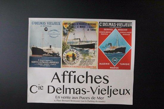 Musee Maritime : Très jolie exposition au musée maritime