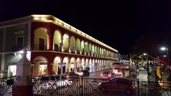 Campeche, Messico: bellissimo