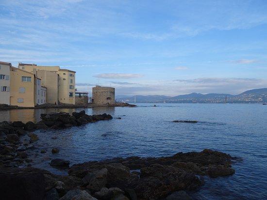 Sentier du Littoral: le vieux port