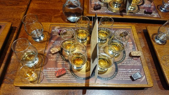 Dalwhinnie, UK: Malt Whisky & Chocolate Tour