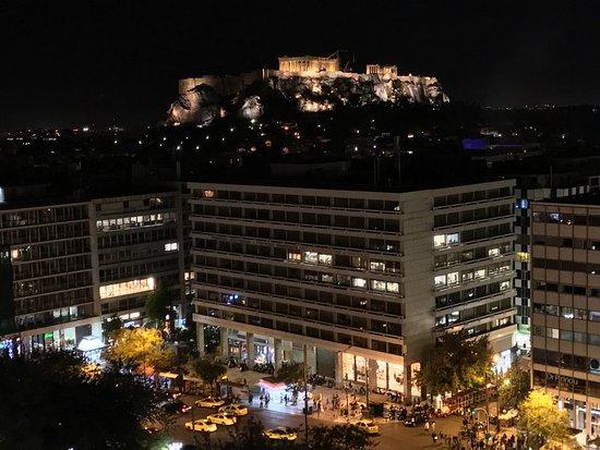 Athens Center Square Hotel Reviews