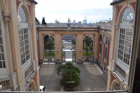 Museo di Palazzo Reale: View fro Palazzo Reale