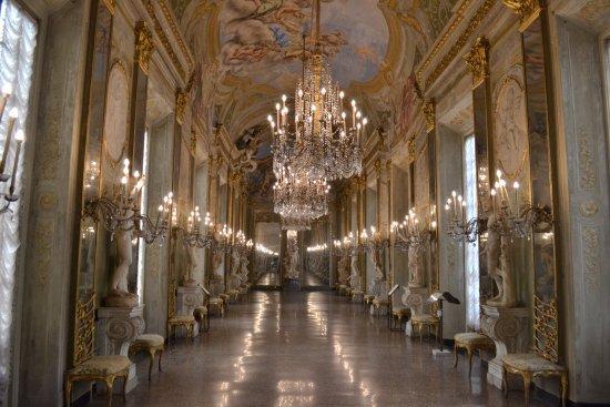 Museo di Palazzo Reale: Hall of Mirrors, Palazzo Reale