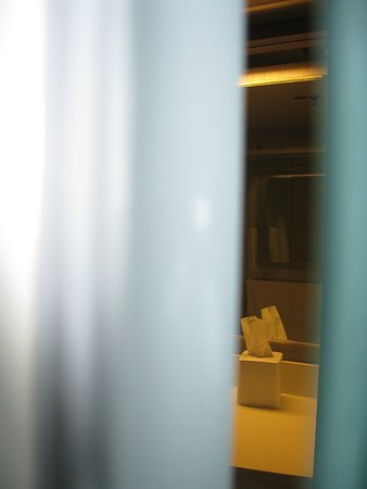 Boston Marriott Burlington Gap in sliding opaque door of bathroom. : opaque door - pezcame.com