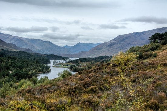 หมู่บ้าน Invermoriston, UK: Loch Affric