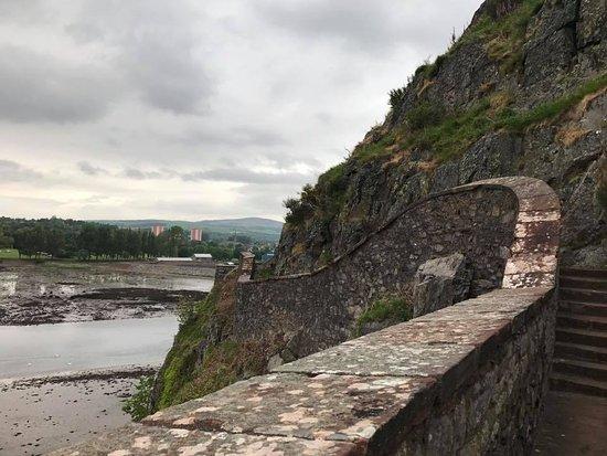 Dumbarton Castle: Views