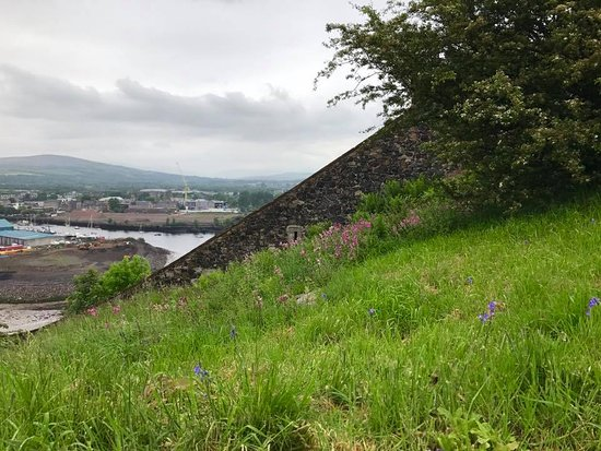 Dumbarton Castle: Views