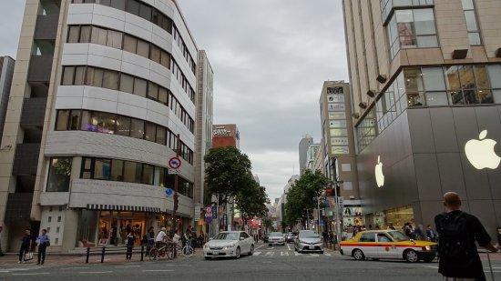 Tenjin Nishi Street