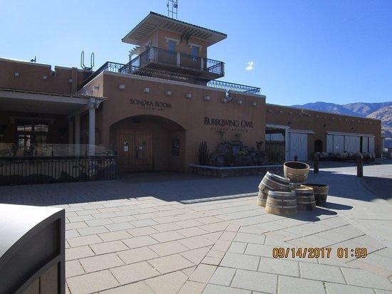 Oliver, Canada: Sonora Room Restaurant