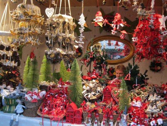 Austria Center Vienna: Vienna colori di Natale