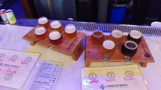 Ottawa, IL: beer flights