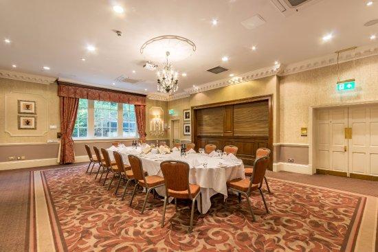 Collingham, UK: Private dining