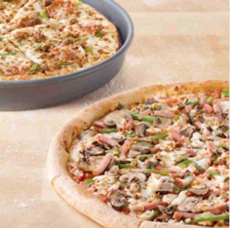 Fort McMurray, Kanada: Papa John's Pizza