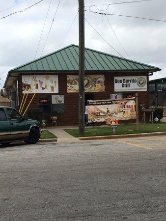 Forest Park, GA: The restaurant.