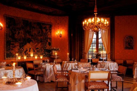 Chateau De La Treyne Restaurant Review