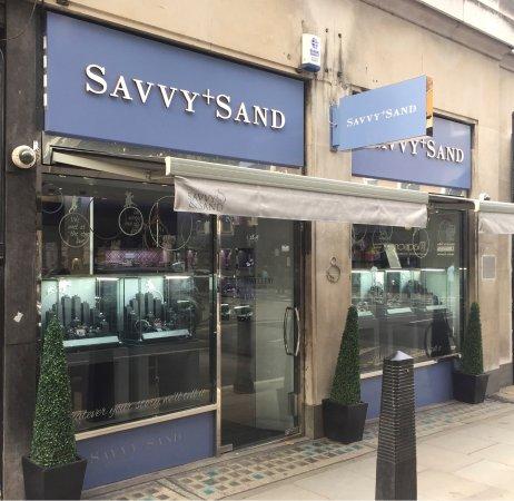 Savvy+Sand