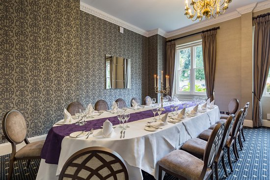 Nutfield, UK: Private dining