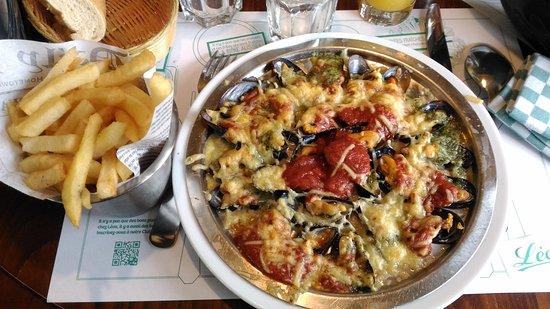 Restaurant Leon De Bruxelles Amiens - Glisy: P_20171007_123926_large.jpg