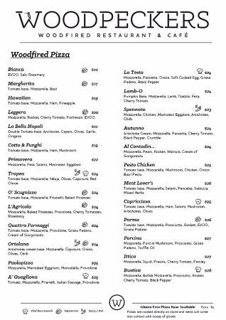 Subiaco, Australia: Woodfired Pizzas
