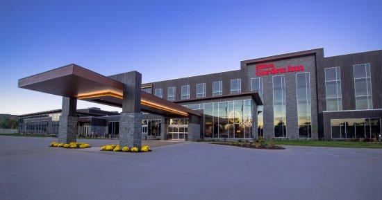 Wausau, WI: Hilton Garden Inn Entrance