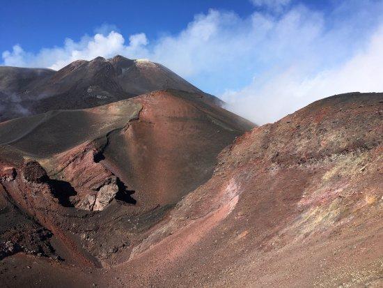 Nicolosi, Włochy: Giornata fantastica sull'Etna!