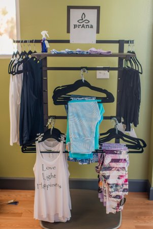 878407248b509 Infinity Yoga and Ayurveda: Our yoga boutique features unique yoga gear,  high-end