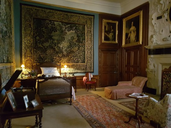 Part Of The Newer Section Of House Picture Of Hardwick Hall And