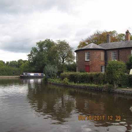 Ellesmere, UK: Thomas Telford's Beech House