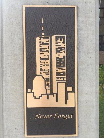 Cashmere, WA: WTC Plaque