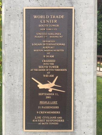 Cashmere, واشنطن: Flight Plaque