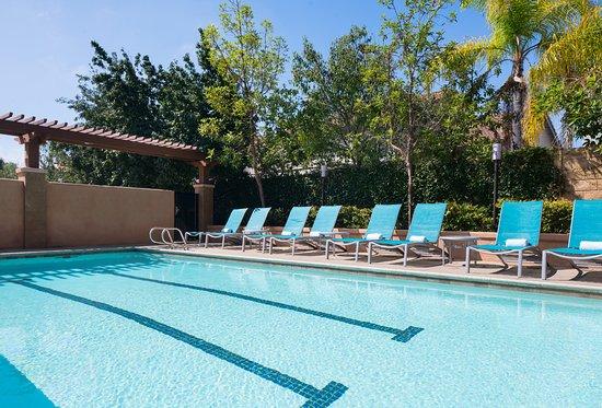 Vista, Kaliforniya: Outdoor pool