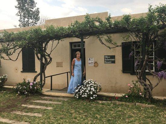 Cradock, Sudáfrica: Schreiner museum