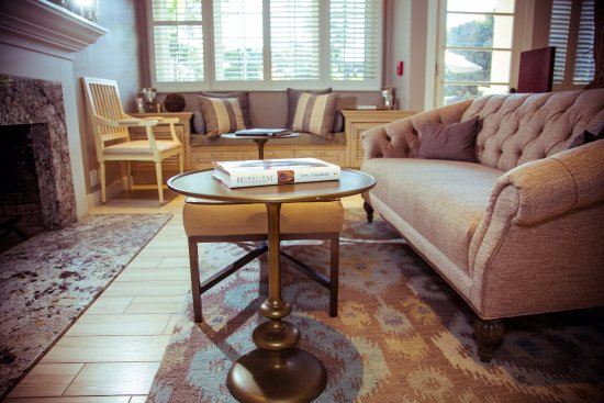 The Spa at The Inn: Relaxation Lounge