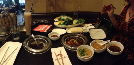 Arcadia, CA: Fabulous Hot Pot experience