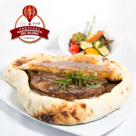 Ma Come No: La deliciosa Bistecca de Rib Eye en el Festival Gastronómico del Globo