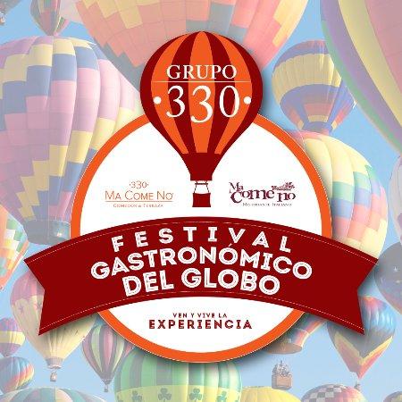 Ma Come No: Disfruta hasta el 30 de noviembre del Festival Gastronómico del Globo