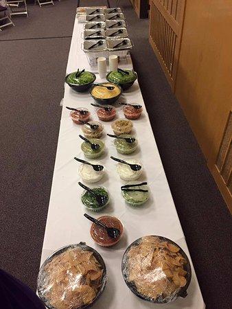 Bristol, RI: Full catering service