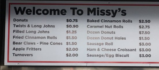 Guthrie, OK: Missy's Donuts & Bakery