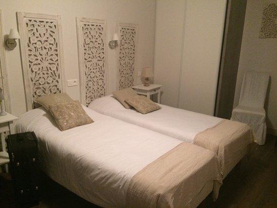 Grand Hotel Des Bains SPA : Chambre twin privilèges