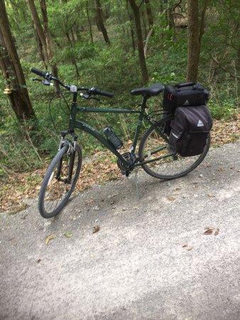 Katy Trail Bike Rental照片