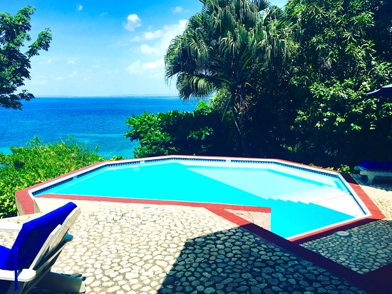 Bluefields, Jamaica: Pool at the Hermitage