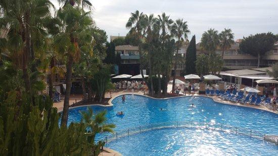 Hotel Ibersol Son Caliu Mar: Pool