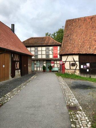 Koenigsberg in Bayern, ألمانيا: Aus der Ferne