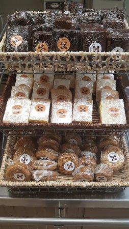 Rome, GA: Our Cookies, Brownies, and Lemon Bars