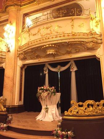Grand Hotel Bohemia: Best wedding venue ever.