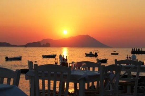 Klima, Grecia: Perfect sunset