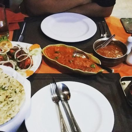 Live India Indian Restaurant: If you're visiting Cape Panwa, Phuket, Live India is a must! The food is fantastic, the staff ar