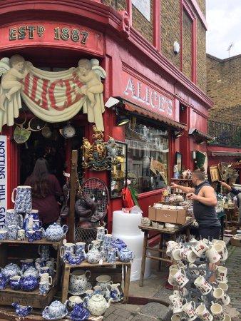 Juliette's Guest House: portobello market