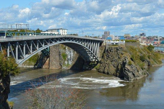 Reversing Falls Rapids